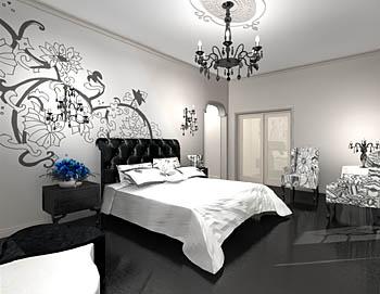 3d дизайн визуализация квартиры декор